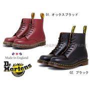 S) 【ドクターマーチン】 1460 8アイ ブーツ [復刻モデル] 全2色 メンズ&レディース
