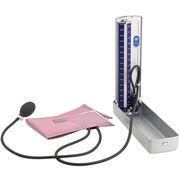 【在庫限り】FOCAL デスク型水銀血圧計 FC-110DX ナイロンカフ ピンク