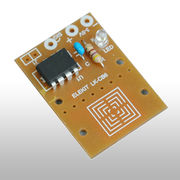 LED表示静電容量式タッチセンサーキット