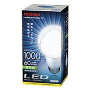 東芝 LDA11N-G(LED電球 昼白色・1000lm=60W形相当・明るくきれいに光が広がる!)
