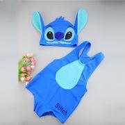 激安☆選べる!!可愛い子供水着◆泳ぎ服◆キッズ男の子◆動物◆帽子付き◆水泳◆コアラ5着/セット
