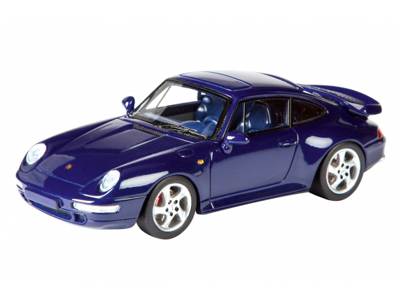 Schuco/シュコー ポルシェ 911 ターボ ブルー