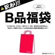 【B品福袋】トライルーツ特価!!アウトレット商品アソートセット(10枚/30枚)※同梱可