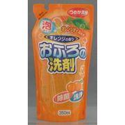 おふろの洗剤泡 オレンジオイル 詰替用 350ml