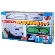 トイコー B/Oトレイン N700系新幹線セット