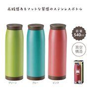 【ノベルティ】真空保冷温ほっこりマグボトル540ml