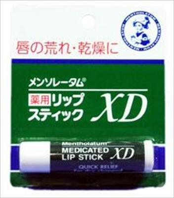 メンソレ−タム薬用XDリップ 【 ロート製薬 】 【 リップクリーム 】