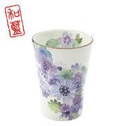 花工房 フリーカップ ブルー(大)