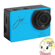 SVC100BL ジョワイユ Wi-Fi アクションカメラ
