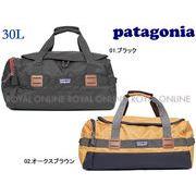 【パタゴニア】 49250 バッグ アーバー ダッフル 30L 鞄 全2色 メンズ&レディース