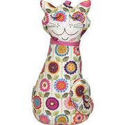 ◆英アソート対象商品◆【英国雑貨】アルスターウィーバーズ社製ドアストッパー Cat(UWSDS002)