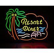 Resort Diner リゾート ダイナー (ネオン管 看板 アメリカン雑貨 ・NEON SIGN・ネオンサイン)