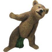 丸和貿易 置物 チアフルフレンズ クマのクーパー