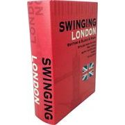 丸和貿易 小物入 ブックボックス LONDON
