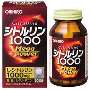 オリヒロ シトルリン Mega Power 1000