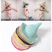 2018年新作★夏用帽子★日焼け止め帽子★防UV帽子★キッズ帽子★子供帽子★可愛い★かっこいい★9色