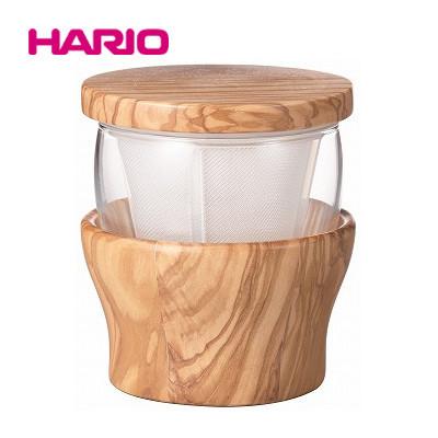「公式」TEAマグ・ウッド TMG-25-OV_HARIO(ハリオ)