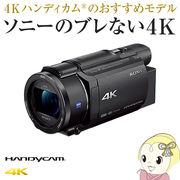 FDR-AX60-B ソニー デジタル4Kビデオカメラ ハンディカム