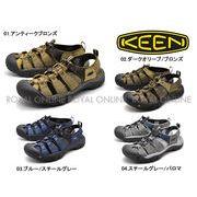 S) 【キーン】 1018813 ニューポート ハイドロ サンダル 靴 シューズ 全4色 メンズ