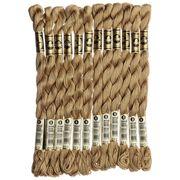 [12カセ入り]DMC コットンパール刺繍糸 5番手 612 DMC115-5B #612