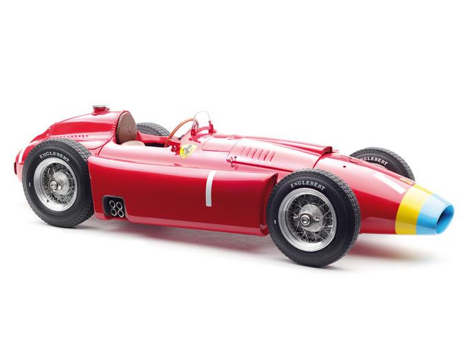 CMC/シーエムシー フェラーリ D50   long nose 1956年ドイツGP #1 J. M. Fangio
