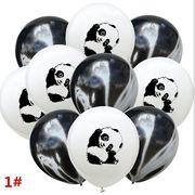 アニメ パンダ 印紙 動物風船 結婚気球 子どものおもちゃ 赤ちゃんの誕生日 パーティーの風船