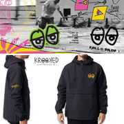 KROOKED EYES ANORAK  17170