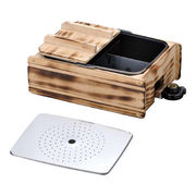 (キッチン)(卓上調理家電)多用途おでん鍋 ふるさとのれん KS-2539