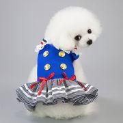 新発売 夏用 UVカット ペット服 犬服 ペット用品 ネコ雑貨   ペット雑貨