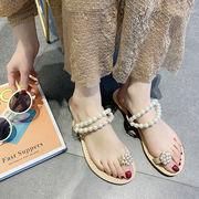 夏 サンダル カジュアルシューズ 女性の靴 韓国風 ファッション 何でも似合う スキッド
