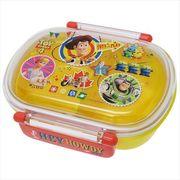 【お弁当箱・シール容器】トイストーリー4 食洗機対応小判型タイトランチボックス