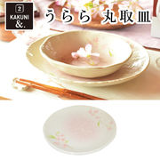 ■KAKUNI(カクニ)■■2019AW 新作■■美濃焼 まとめ買い特集■ うらら 丸取皿
