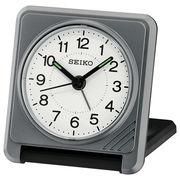 【新品取寄せ品】セイコークロック 目覚まし時計  トラベル QQ638S