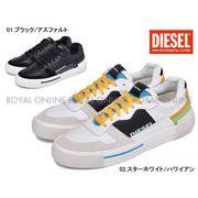 S) 【ディーゼル】 スニーカー Y02109-P2462 S-DESE MG LOW シューズ 靴 全2色 メンズ