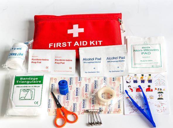 救急セット 緊急応急セット 防災セット 救急箱 12種類セット