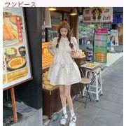 新しいデザイン 日系 小 シスター 着用 掛ける ラペル 人形のドレス 少女 心 ワンピ