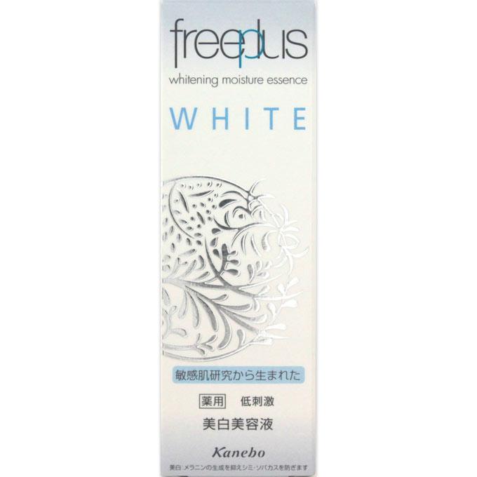 カネボウ フリープラス ホワイトニング モイスチャーエッセンス 50ml(医薬部外品)