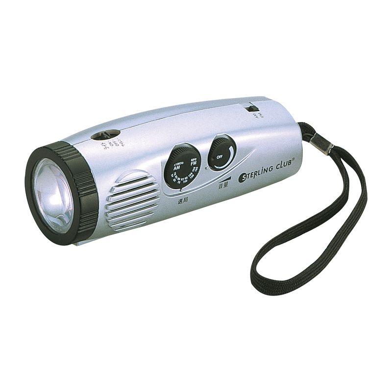 LEDパームラジオライト 4505