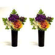 光る仏花 燈花1対セット