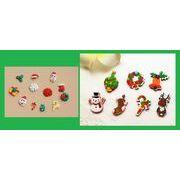 【デコ&ネイル】クリスマスパーツ(福袋)