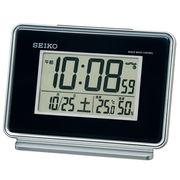 【新品取寄せ品】セイコークロック 電波目覚まし時計 SQ767K
