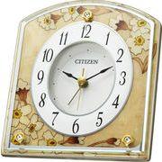 【新品取寄せ品】シチズン置時計「プリマージュR545」4SE545-006
