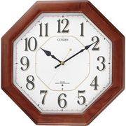 【新品取寄せ品】シチズン電波掛時計「ネムリーナハピネス」8MY472-006