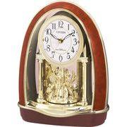 【新品取寄せ品】シチズン電波置時計「パルドリームR414」4RN414-023
