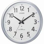 【新品取寄せ品】シチズン電波掛時計「スペイシーアクア493」8MY493-019