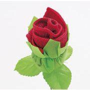 ●【暮らしの応援グッズ】ハンカチタオルで創った素敵なバラの花♪●フラワーギフトタオル●