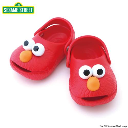 "SESAME STREETシリーズ!""POLLIWALKS Elmo(エルモ)"""