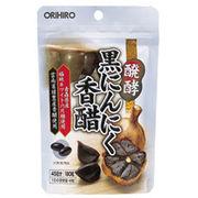 ORIHIRO 【 オリヒロ 】 発酵黒にんにく香醋 サプリメント 健康食品