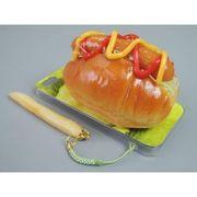 日本職人が作る 食品サンプルiPhone5ケース ホットドック ストラップ付き IP-230