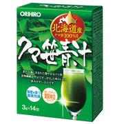 クマ笹青汁